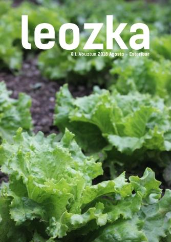 Leozka- Abuztua 2018