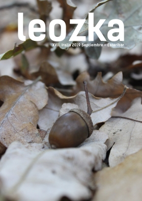 Leozka Aldizkaria- 2019ko Iraila portada web